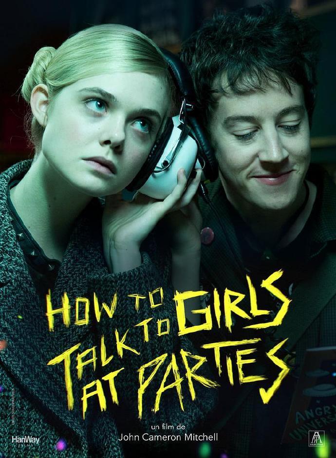 派对搭讪秘诀 How to Talk to Girls at Parties【WEB-DL1080p无字幕】【2017】【喜剧/爱情/音乐/奇幻】【英国/美国】