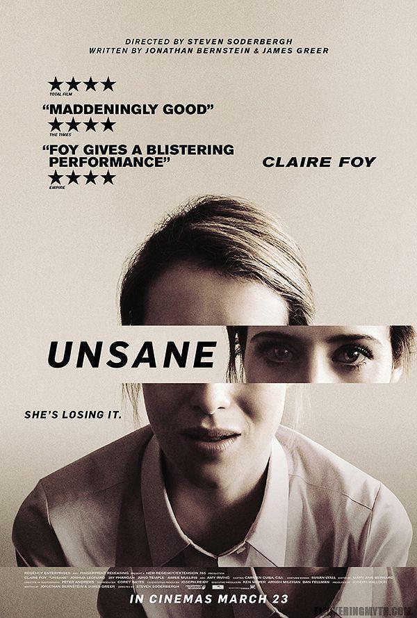失心病狂 Unsane 【WEB-DL1080p无字幕】【2018】【剧情/惊悚/恐怖】【美国】