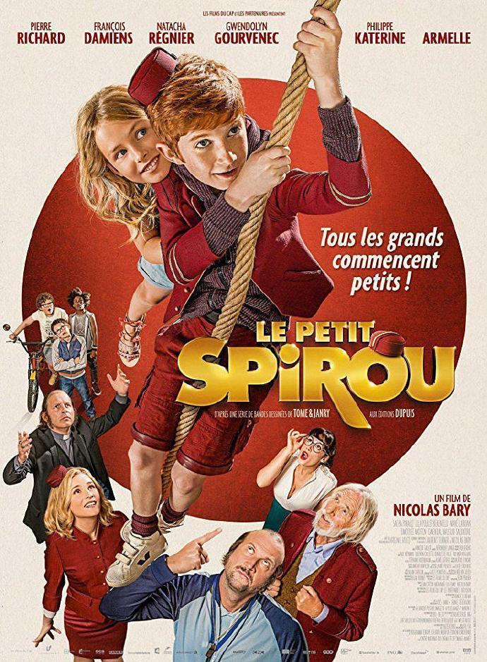 皮小子斯皮鲁 Le petit Spirou 【蓝光1080p内嵌中文字幕】【2017】【喜剧】【法国】