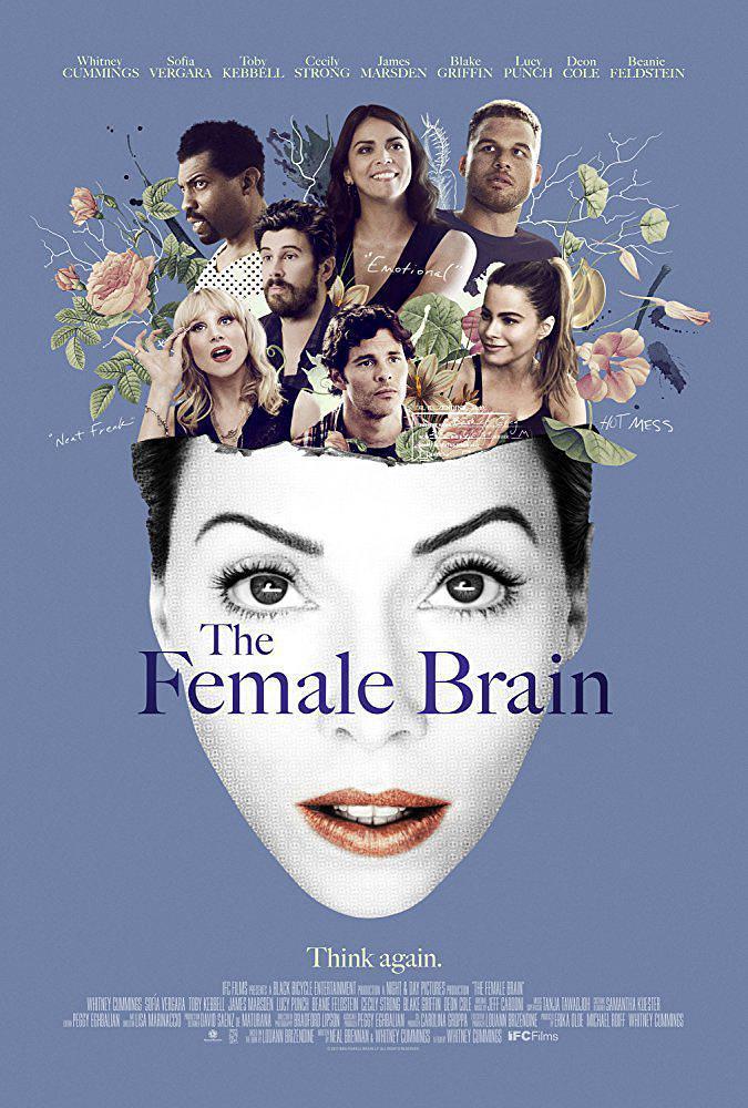 女性思维 The Female Brain 【蓝光720p/1080p内嵌中英字幕】【2018】【喜剧】【美国】