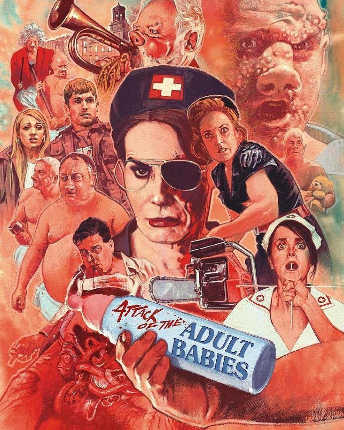 成人婴儿的进攻 Attack of the Adult Babies 【蓝光720p/1080p外挂中英字幕】【2017】【喜剧/恐怖】【英国】