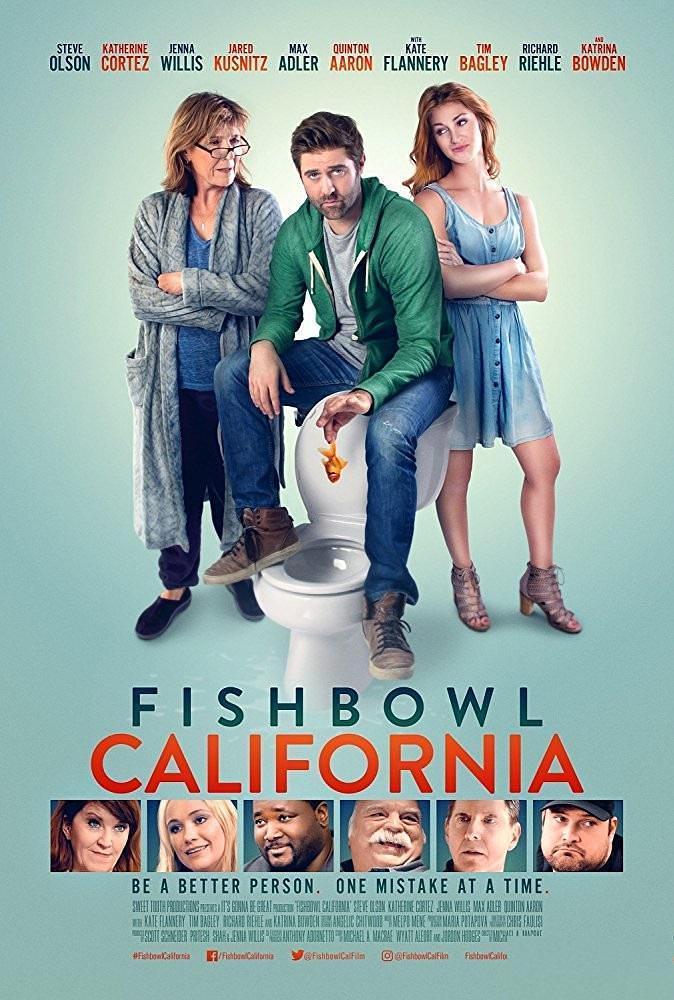 鱼缸加州 Fishbowl California 【蓝光720p/1080p内嵌中英字幕】【2018】【剧情/喜剧】【美国】
