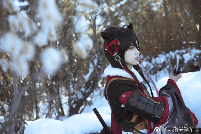 【cos正片】《国家宝藏》杜虎符拟人 cosplay欣赏 cosplay-第6张