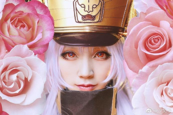 【COS正片】Re:CREATORS 军服公主 阿尔泰尔cos欣赏 cn:汐兔子 cosplay-第5张
