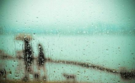 下雨天的问候短信