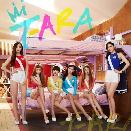 T-ara於8月1日公開新歌《完全瘋了》預告片