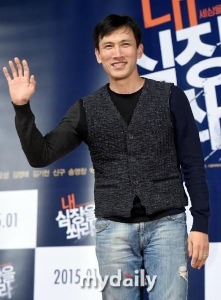 韓國藝人劉五性攜手金宇彬出演KBS2TV新劇《任意依戀》