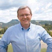 Kevin_Rudd 的新浪微博