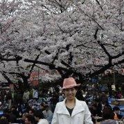 出世蔷薇圣母微博照片