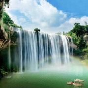 重庆万州大瀑布