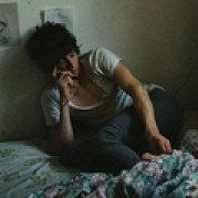 在行动蓝染1987微博照片