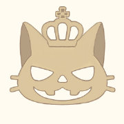 Pumpkin-Cat微博照片