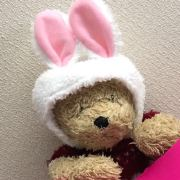 honey-usagi微博照片
