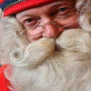 圣诞老人SantaClaus微博照片