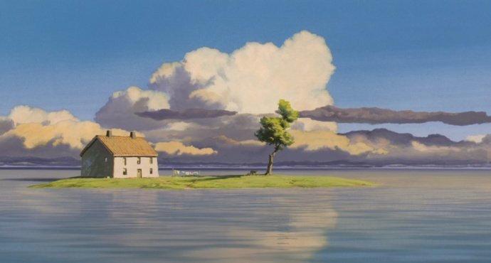 影视资讯你最想住在宫崎骏动画里的哪栋房子里?