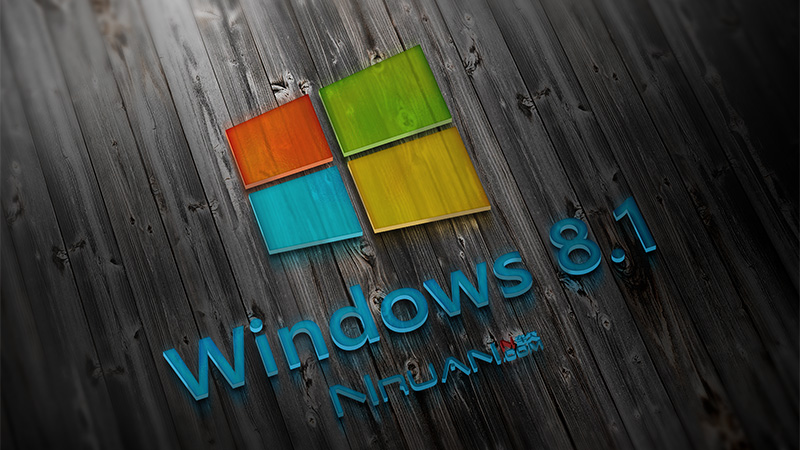 Win8.1 官方版下载的照片 - 1