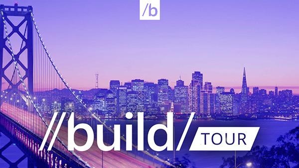 微软启动Build Tour全球巡展 北京上海在内23个城市上榜的照片 - 1