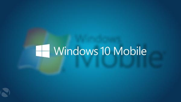 Windows 10 Mobile系统10134新版运行画面曝光的照片 - 1