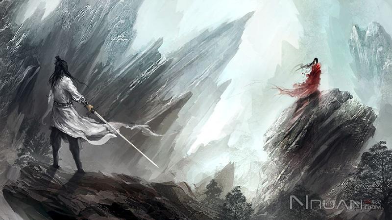 一段情 一段传奇 一段江湖岁月 武侠唯美纯音乐的照片 - 3