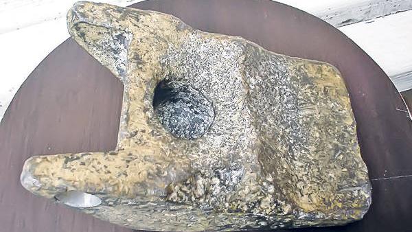 25万年前铝合金零件震动科学界 专家:非人类工艺的照片 - 1