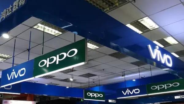 蓝绿大厂OPPO、vivo到底有多猛?