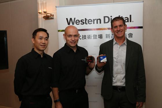 西部数据推出64层3D NAND固态硬盘 99.99美元起的照片