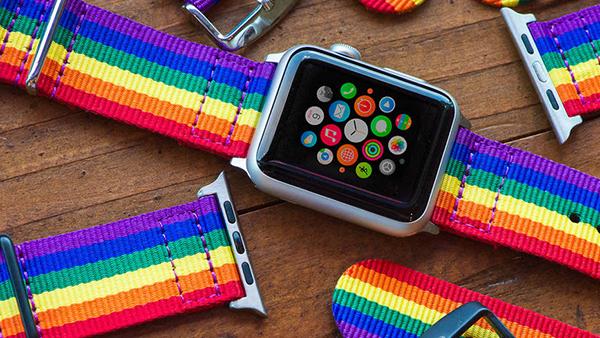 """苹果等多家公司更新产品 庆祝6月""""同志骄傲月""""的照片 - 1"""
