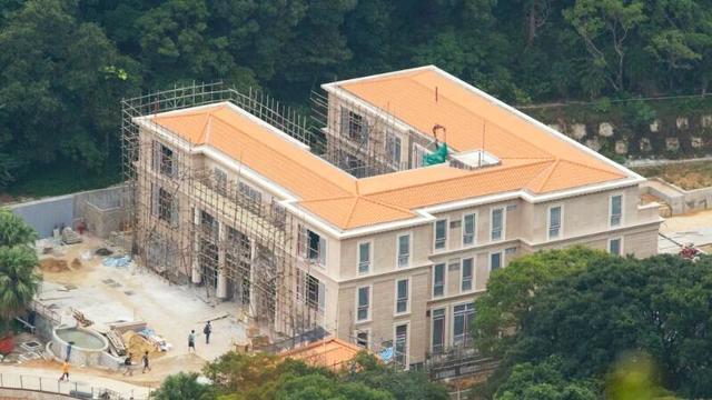 马云和马化腾香港豪宅曝光:二马相比谁更壕?的照片 - 1