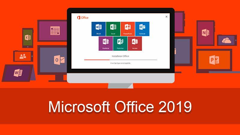 Office 2019部署 自定义安装教程