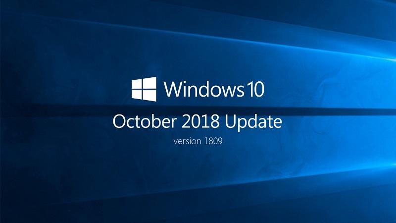 Win10十月更新 v1809 官方ISO镜像开放下载