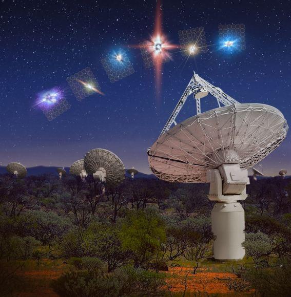 外星人窥视地球?地球遭受其它星系远古无形能量轰击的照片 - 2