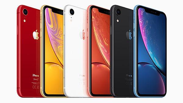 iPhone XR国行开卖全系破发:最高跌幅350元的照片 - 1