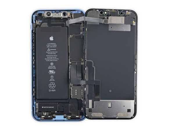 iPhone XR拆解:与XS几乎没有明显差别的照片 - 3