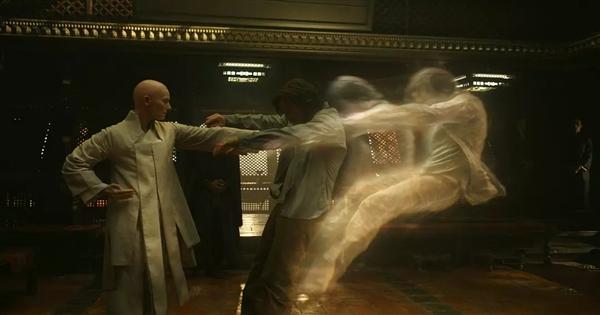 《复仇者联盟4》古一法师将现身 多元宇宙大神吊打灭霸的照片 - 1