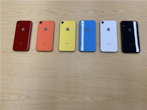 iPhone XR国行开卖全系破发:最高跌幅350元的照片 - 3