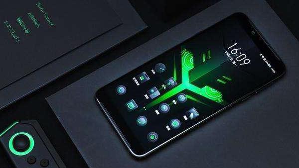 全球首款10GB内存 黑鲨游戏手机Helo小米商城首发的照片 - 1
