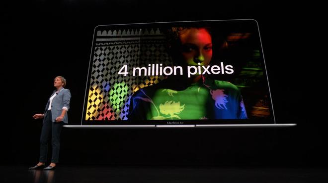 全新MacBook Air发布 配备Retina屏幕、Touch ID、USB-C的照片 - 2
