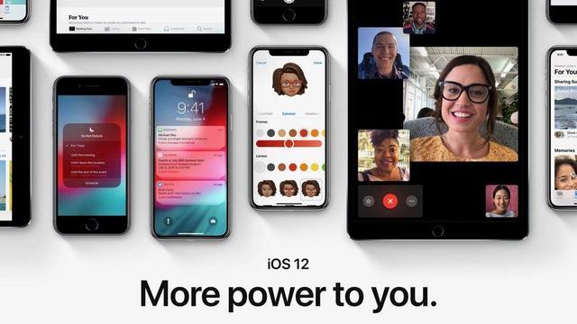 苹果正式推送iOS 12.1:修复美颜门和信号门问题的照片 - 1