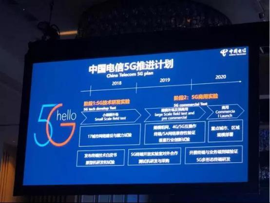 5G网络明年商用 资费低于4G 每GB收费或只需几毛钱的照片 - 2