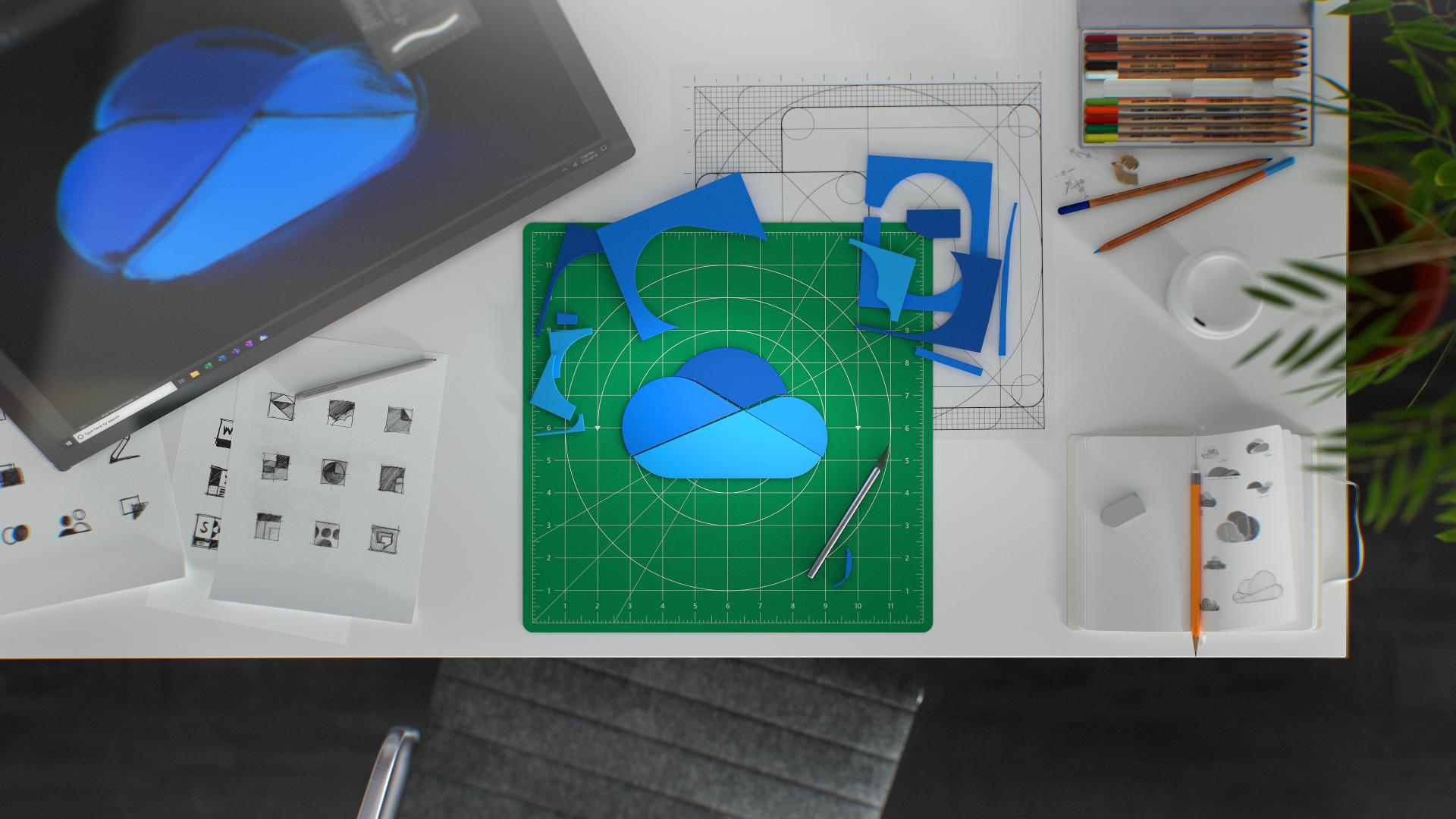 微软Office图标全新来袭:极具科技感的视觉冲击的照片 - 7