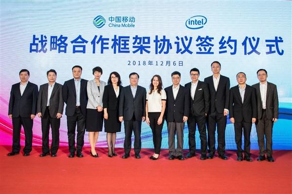 Intel携手华为:率先打通2.6GHz频段、SA架构5G电话的照片 - 2