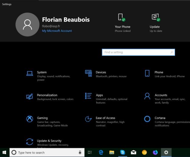 微软在Win10应用设置中测试新的快捷方式的照片 - 2