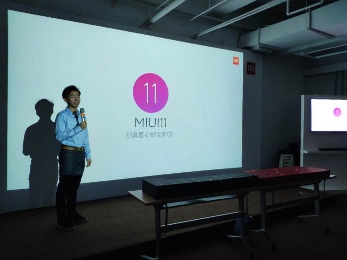 内部员工爆料:小米MIUI11系统正式开拔的照片 - 1
