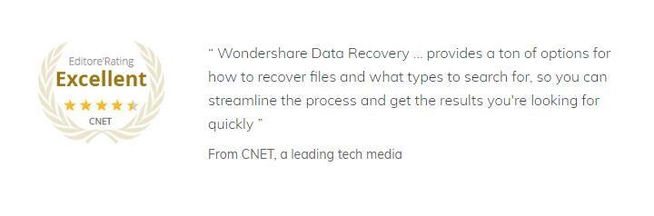万兴恢复专家 数据恢复软件 39.9元年末促销的照片 - 2