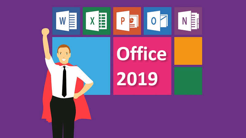 消费者版 Office 2019 在华上市 售价748元