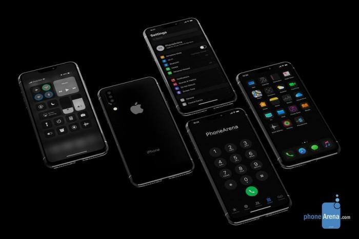 iOS 13假想图:这样的全局Dark主题你喜欢吗?的照片 - 1