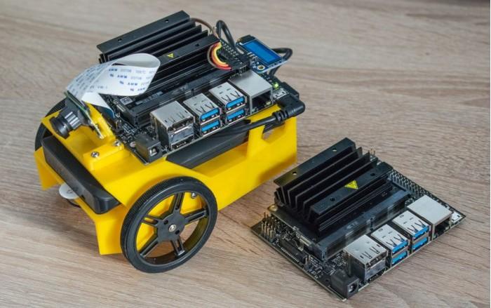 英伟达发布嵌入式电脑Jetson Nano:功耗仅5W的照片 - 6