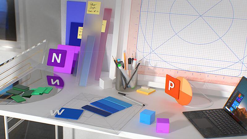 Office换新 - 这Office图标进化史你都见过吗