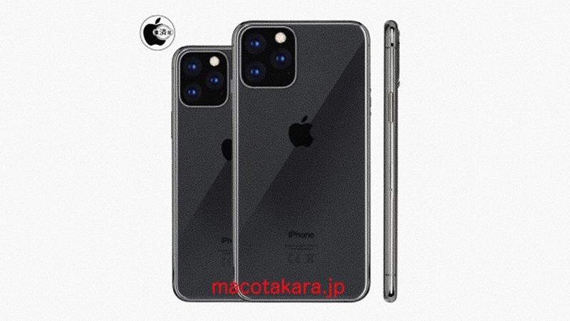 新款三摄iPhone有6.1和6.5寸两种版本 厚度增加