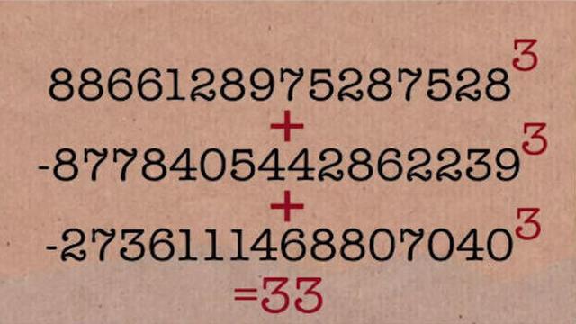 数学家破解困扰了人们64年的数学难题的照片 - 2